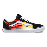 Flame Old Skool | Shop Shoes At Vans