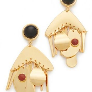 Picasso Palette Earrings