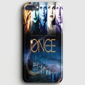 Once Upon A Time Captain Hook Believe 2 201 iPhone 8 Plus Case | casescraft