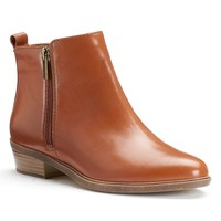 Chaps Sabra Women's Zipper Ankle Boots