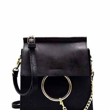 Ring Cross Body Bag
