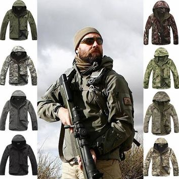 Outdoor Military Tactical Jacket