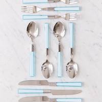 12-Piece Acrylic Color Pop Flatware Set | Urban Outfitters