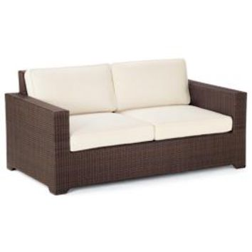 Avery Loveseat with Cushions   Frontgate