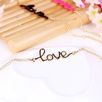 New Fashion LOVE Bracelet