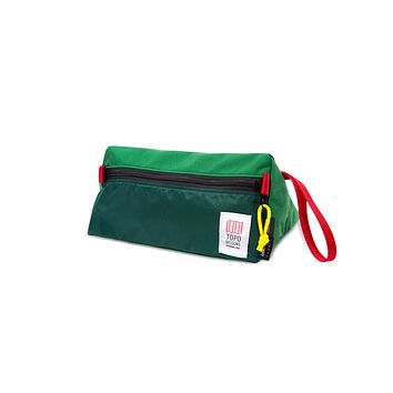 Topo Designs - Kelly Forest Unisex  Dopp Kit