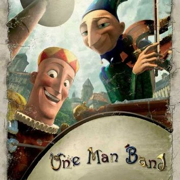 One Man Band 27x40 Movie Poster (2005)
