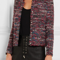 IRO - Carene bouclé-tweed jacket