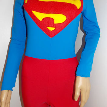 COSTUME catsuit superhero supergirl  cosplay ready for shipping Sample sale