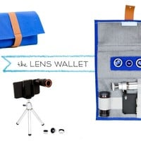 The iPhone Lens Wallet - The Photojojo Store!