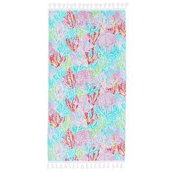 Lilly Pulitzer Let's Cha Cha Beach Towel
