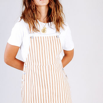 Sun Kissed Youth Overall Dress