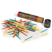 Wooden Pick-Up-Sticks Game