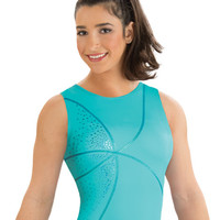 Seaglass Star Aly Raisman Leotard from GK Elite