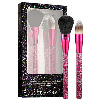 SEPHORA COLLECTION Two Of A Kind Complexion Brush Duo