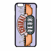 Central Perk Friends Custom iPhone 6 Case