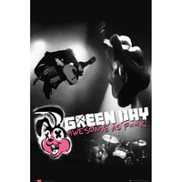 Green Day - Domestic Poster