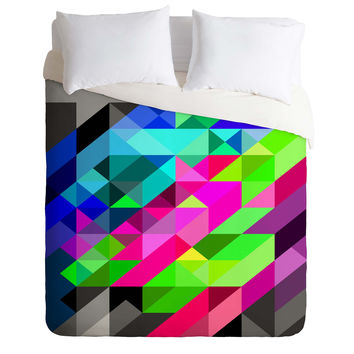 Three Of The Possessed New Order 1984 Duvet Cover