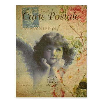 French Postcard Postcard