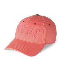 True Religion T.r.u.e Baseball Cap - Cherry