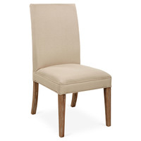 Kennedy Dining Chair, Beige, Side Chairs