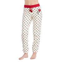 PATCH ME IF YOU CAN COZY PANT: Betsey Johnson