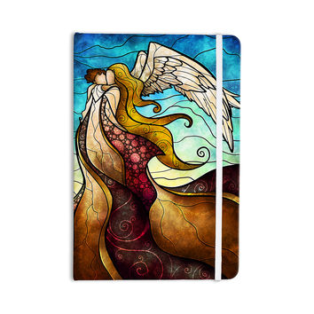"Mandie Manzano ""In the arms of the Angel"" Everything Notebook"
