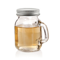 BK Mini Mason Jar Shot Glasses - Set of 4