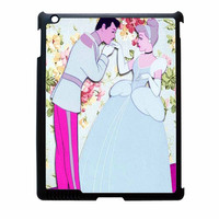 Cinderella Floral Party iPad 3 Case