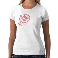 PMS Shirt- Pink Logo from Zazzle.com