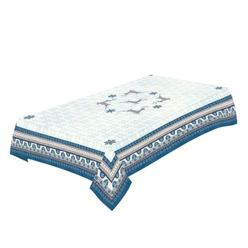 Simply Winter Tablecloth