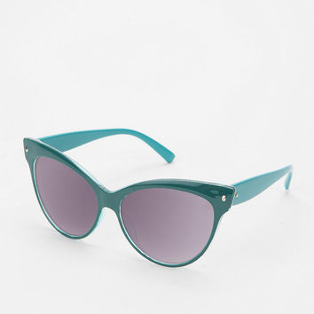 Contessa Cat-Eye Sunglasses