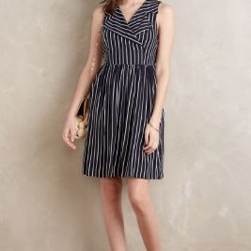 Tylho Marlowe Dress in Black & White Size: