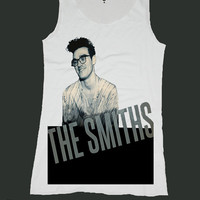 MORRISSEY the smiths singlet screen print tank top ety106v