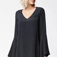 Lisakai Luna Long Bell Sleeve Dress at PacSun.com