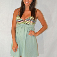 Yacht Club Dress (Multi)
