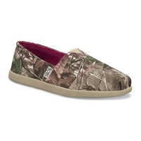 BOBS World Hide & Seek Realtree Camouflage Flats - Women