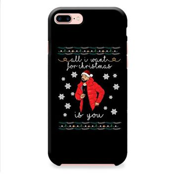 Drake Chrismast Ugly iPhone 8 | iPhone 8 Plus Case