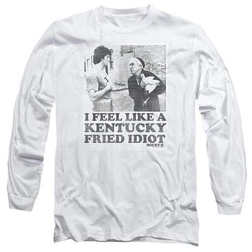 Adult Rocky/Fried Idiot Long Sleeve
