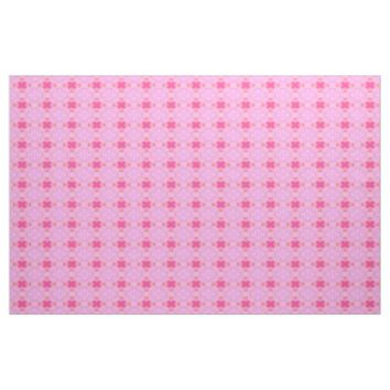 Pink Flare Fabric