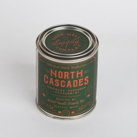 North Cascades Candle - peppermint, rosemary + cardamom