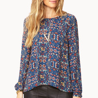 Down-to-Earth Blouse