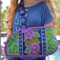 Pretty in Purple Arm Sling