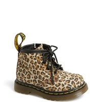 Dr. Martens 'Brooklee' Canvas Boot (Baby & Walker)