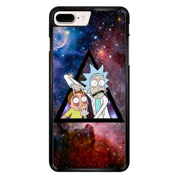 Rick Morty In Space  iPhone 7 Plus Case