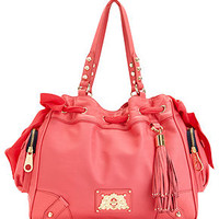 Juicy Couture Handbag, Easy Everyday Nylon Daydreamer Tote - Handbags & Accessories - Macy's