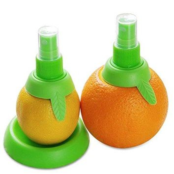 Lemon sprayer gadget,Citrus Sprayer Set Lime Juicer Extractor