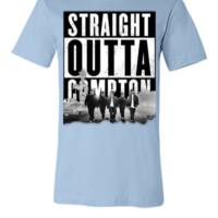 STRAIGHT OUTTA COMPTON - Unisex T-shirt