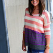 Sweetest Stripes Knit