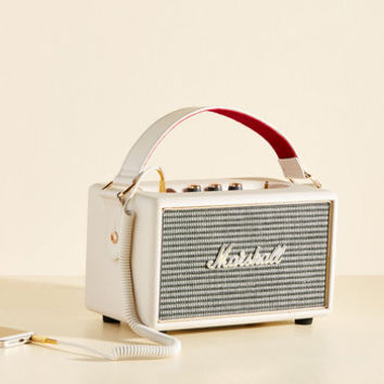 Am What I Amplify Bluetooth Speaker | Mod Retro Vintage Electronics | ModCloth.com